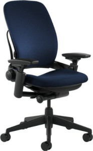 Leap Chair By Steelcase steelcase leap chair review - ergonomic chairs reviews