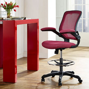 Modway Veer Drafting Chair Review
